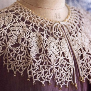Chal a crochet patrones