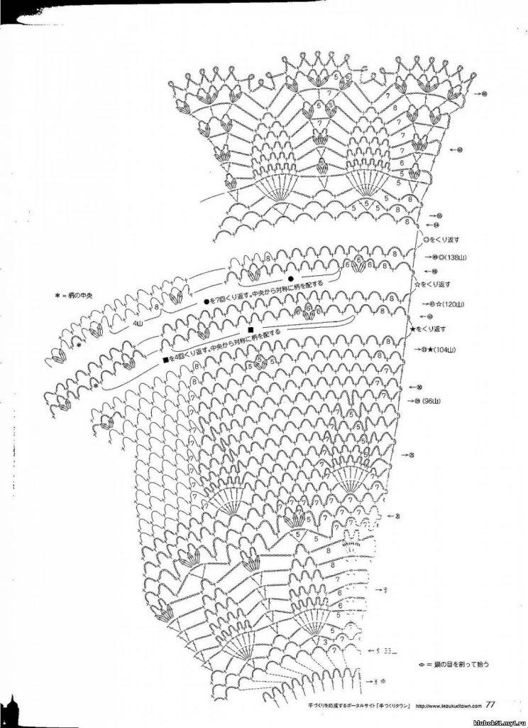 Chal de crochet ✨ MUY SENCILLO DE TEJER ✨▷ Crochet Fácil
