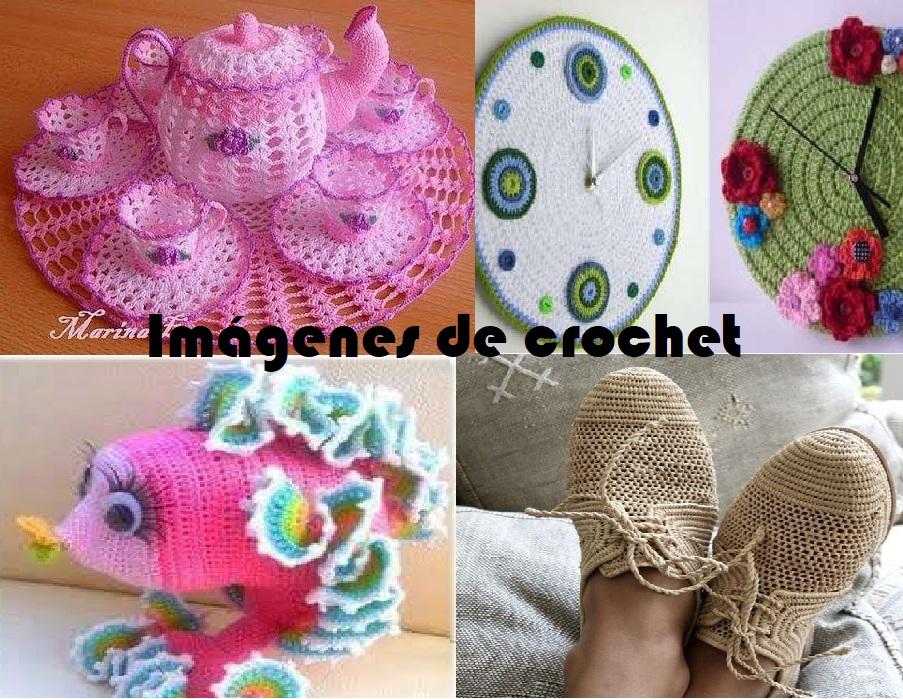 Imágenes de crochet