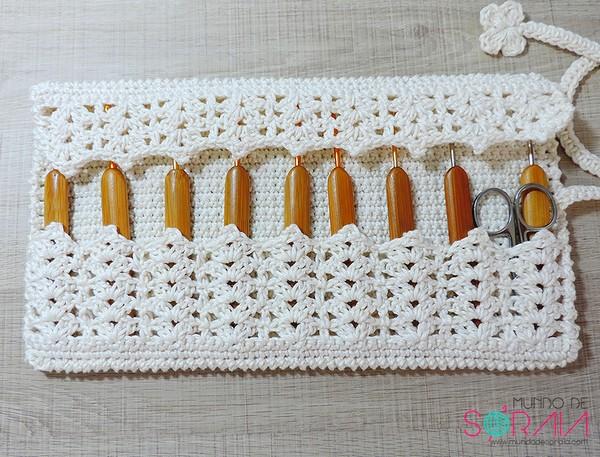 Manualidades tejidas a crochet