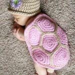 Muestras de tejidos a crochet