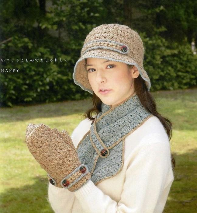 Ropa crochet mujer