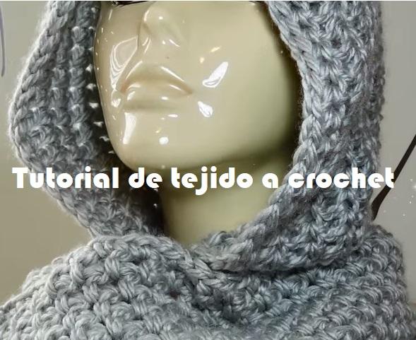 Tutorial de tejido a crochet
