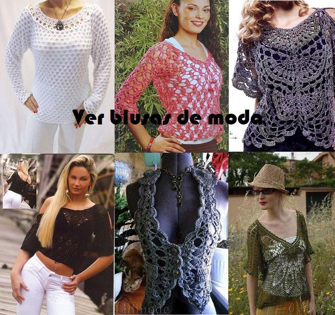 Ver blusas de moda
