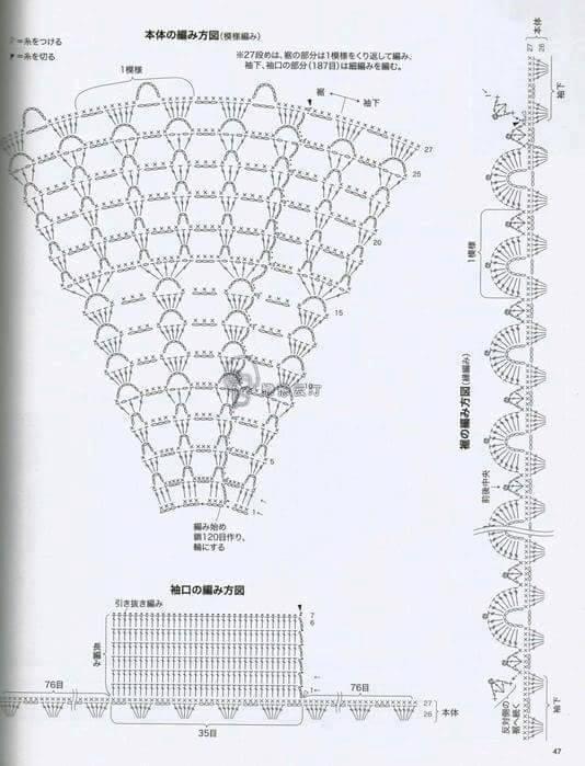 Capa sencilla ⭐ PATRONES GRATIS ⭐ ▷ Crochet Fácil