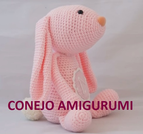 video conejo amigurumi | Niceamigurumis Amigurumis | Flickr | 460x489