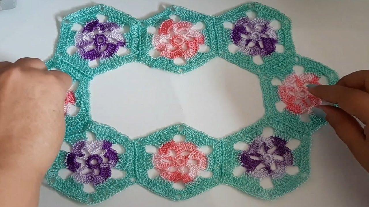 Tutorial Canesu blusa crochet