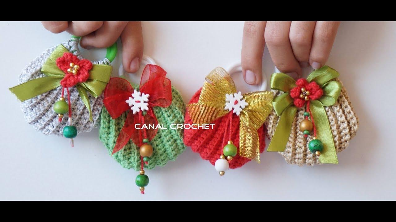 Tutorial bolso crochet regalo